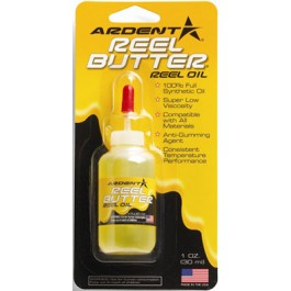 Ardent Reel Butter Oil