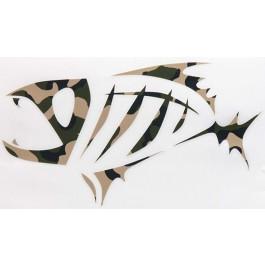 G Loomis Bone Fish Logo Decals