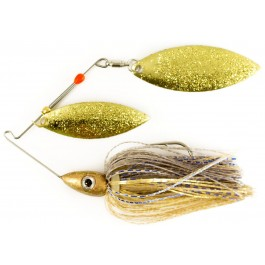 Nichols Lures Pulsator Metal Flake Spinnerbait