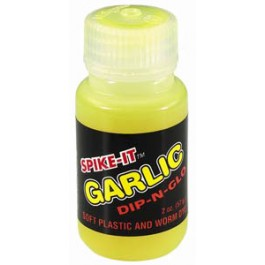 Spike-It Dip-N-Glow Dye and Attractant