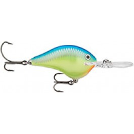 Rapala DT 6 Crankbait Ike's Custom Ink Colors