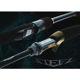 Team Daiwa Steez Baitcasting Rods