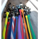 Micro Casting Rod Glove rods up to 7.5'