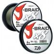 Daiwa J-Braid X8 Braided Line - Dark Green