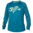 G Loomis Urso Long Sleeve Technical Tee - Blue