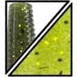 Yamamoto Kut Tail Worm 4 inch - 323_Watermelon (194J) w black & sm gold.jpg