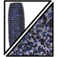 Yamamoto Swimming Senko - smoke black & purple flake (157)