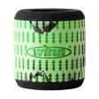 Winn Grips Straight Reel Sleeves - Chartreuse Black