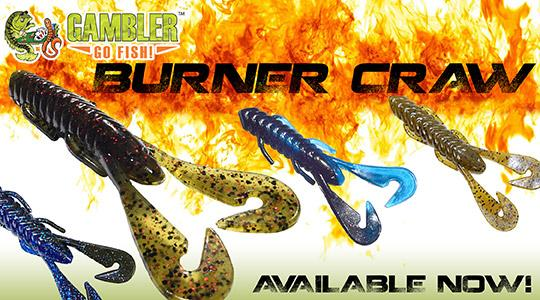 Gambler Burner Craw