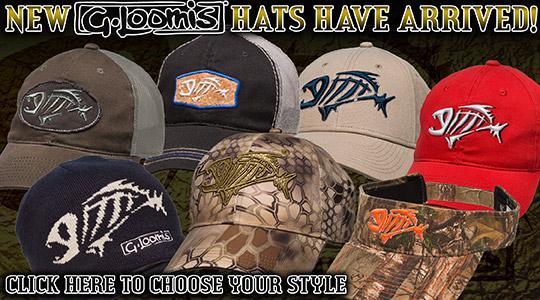 New G Loomis Hats