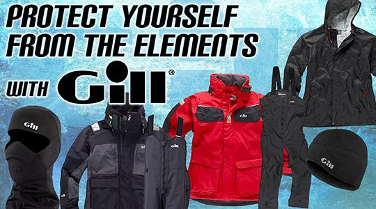 Gill Performance Available Now