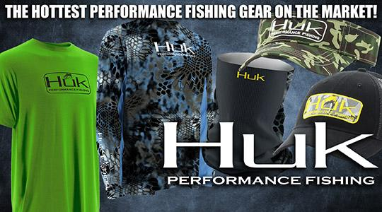 Huk Performance Fishing Gear