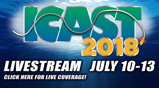 ICAST 2018 Livestream