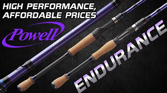 Powell Endurance Affordable High Performance Rods