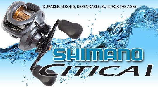 Shimano Citica I Casting Reels