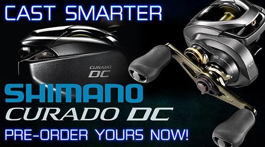Shimano Curado DC Baitcasting Reel Pre Order