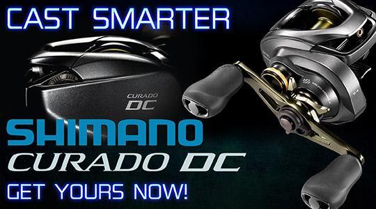 Shimano Curado DC Baitcasting Reel