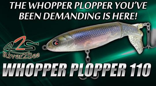 Whopper Plopper 110 is here!