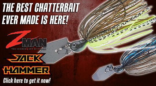 Z-Man Jack Hammer Chatterbait