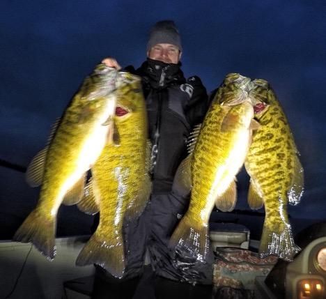 freshwater bass