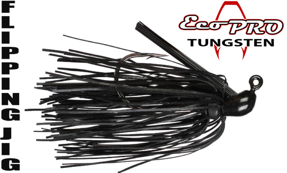 Eco Pro Tungsten Heavyweight Flipping Jig