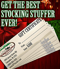SFTtackle.com Gift Certificates