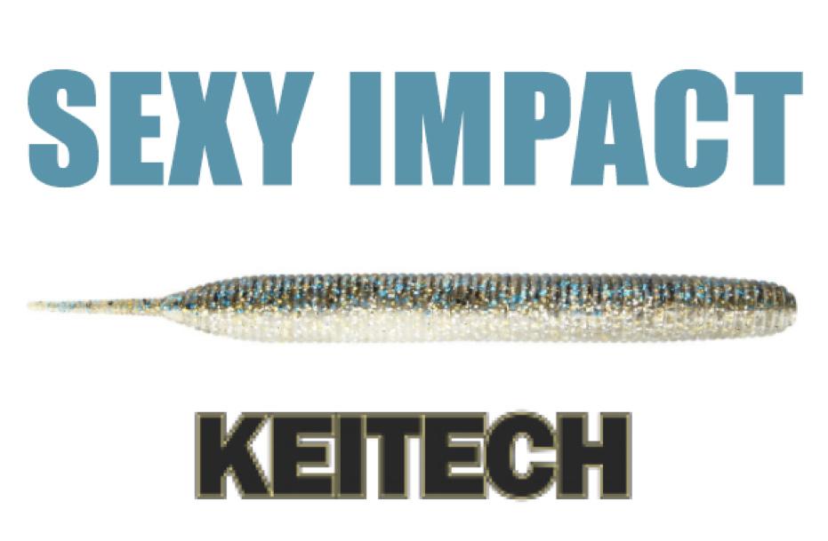 Keitech Sexy Impact