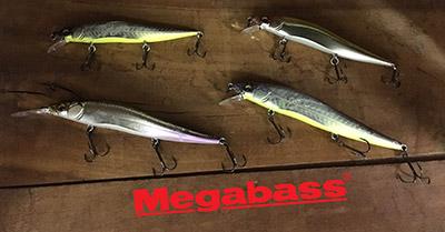 Megabass Vision 110 Family