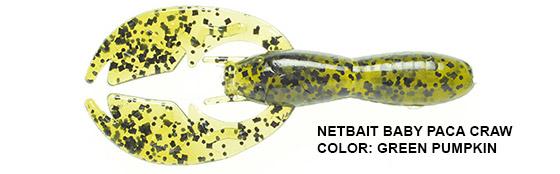 NetBait Baby Paca Craw