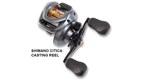 Shimano Citica Casting Reel