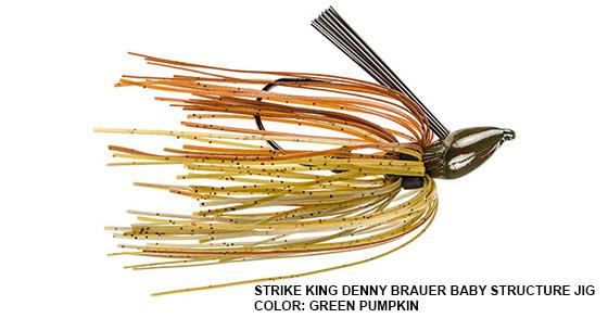 Strike King Denny Brauer Baby Structure Jig