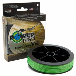 Power Pro Super 8 Slick V2 Braided Line