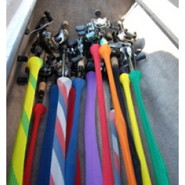 XL Spinning Rod Glove  rods up to 8'
