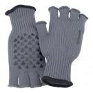 Simms Wool Half Finger Glove Gunmetal