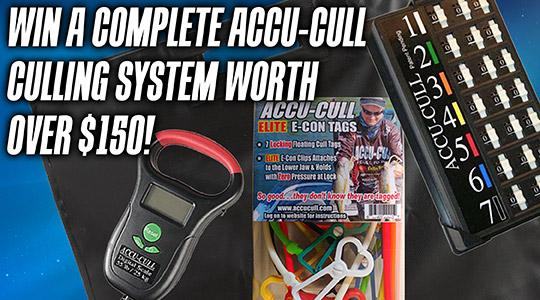 SFTtackle.com Accu-Cull Culling System Free Giveaway