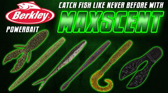 Berkley Powerbait Maxscent