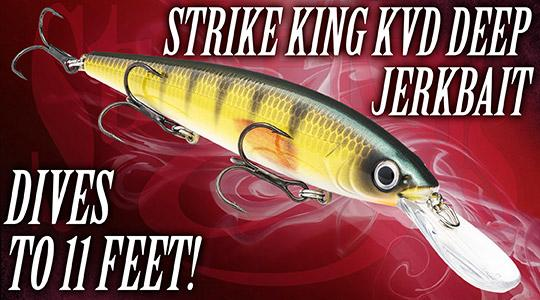 Strike King KVD Deep Jerkbait