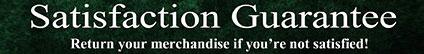 SFTackle.com satisfaction guarantee!